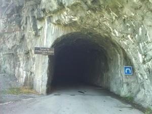 Villard Notre Dame tunnel 2