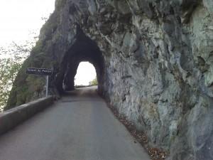 Villard Notre Dame tunnel 1