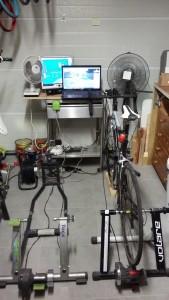 Turbo set up