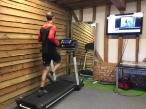 Running analysis Cycling Ascents with Take3 Tri